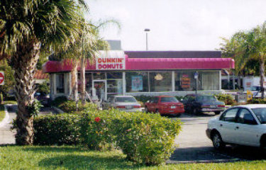 Dunkin Donuts Fort Lauderdale